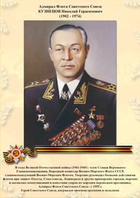 Poster «Kuznetsov A. M.»