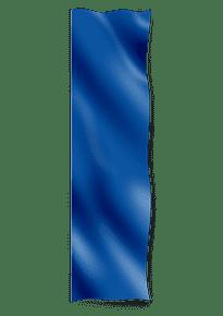 Флаг расцвечивания синий