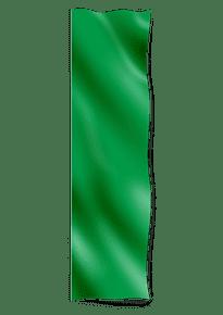 Флаг расцвечивания зеленый