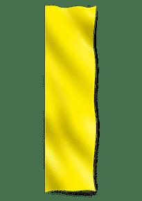 Флаг расцвечивания желтый