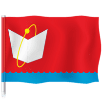 Флаг Фрязино