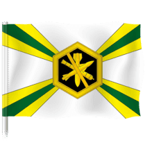 Флаг ФУБХУХО