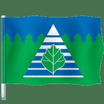 Флаг Троицк