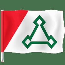 Флаг Волоколамск