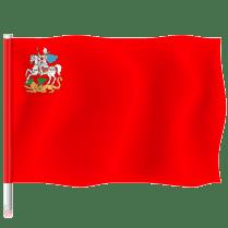 Флаги городов и районов