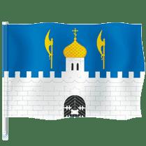 Флаг Сергиев-посад
