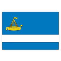 Флаг Тюмень
