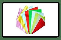 Галстуки разноцветные