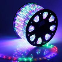 Дюралайт LED мульти 100м d-10.5мм