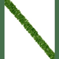Еловая гирлянда зелёная d-15 см