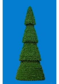 Новогодняя елка «Императорская» (пленка)