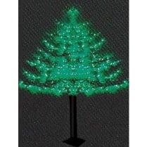 Светодиодное дерево «Сосна»