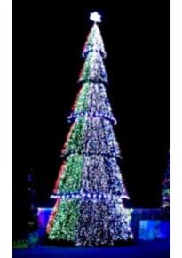 Новогодняя led елка «Императорская» (пленка)