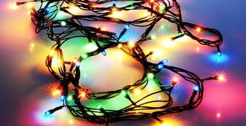 LED-гирлянды разные