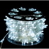 Светодиодная гирлянда Клип Лайт белая 100 м, 666 LED IP65