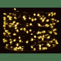 Светодиодная гирлянда Клип Лайт 12V тёпло-белая 100м 333 LED