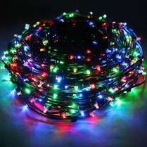 Клип Лайт 12V мульти 100м 666 LED
