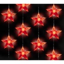 LED занавес «Звездный» 1,4х1,2м