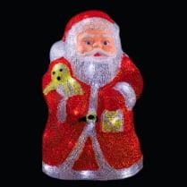 Объемная световая фигура «Дед мороз» h03
