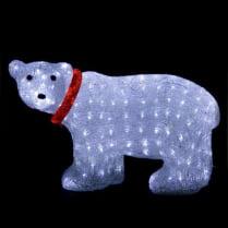 Объемная световая фигура «Медведь» h055