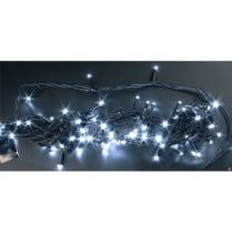 Светодиодная гирлянда Rich LED нить 20 М, белая
