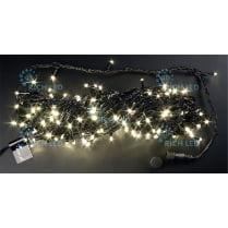 Светодиодная гирлянда Rich LED нить 20 М, тёплый белый
