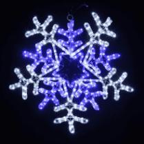 Светодиодная фигура «Снежинка»