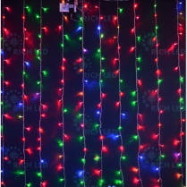 Светодиодная занавес RICH LED 1.5х2 м rgb хамелеон