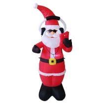 Фигура «Дед Мороз меломан»