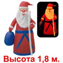 Фигура «Дед Мороз в красной шубе»