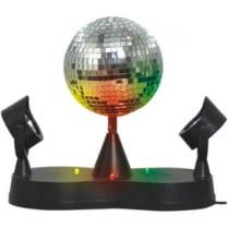Настольный диско шар 12LED