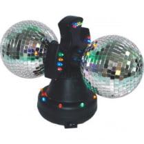 Двойной диско шар