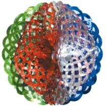 «Кружевной шар», диаметр 37 см