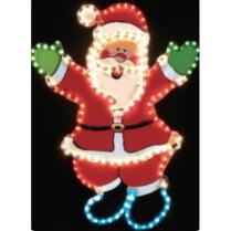 Светодиодная led фигура «Дед Мороз»