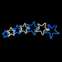 LED-панно «Семь звездочек» с контроллером