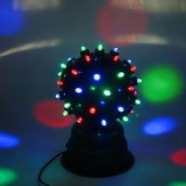 Одноосный диско шар