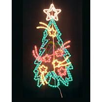 Светодиодная фигура «Праздничная Ель LED»