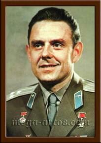Портрет Комаров В.М.