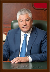 Портрет Колокольцев В.А.