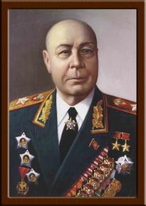 Портрет Тимошенко С.К.