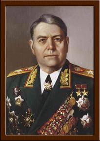 Портрет Василевский А.М.