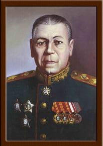 Портрет Шапошников Б.М.