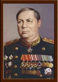 Портрет Толбухин Ф.И.