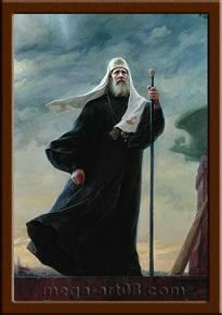 Портрет Патриарх Тихон