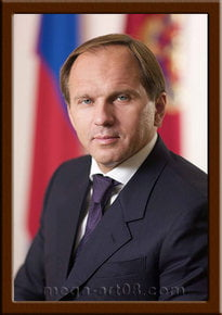 Портрет Кузнецов Л.В.