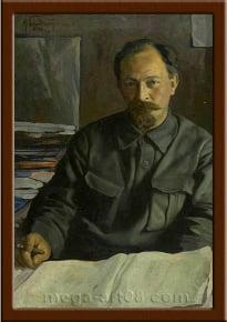 Портрет Дзержинский Ф.Э.