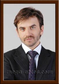 Портрет Абызов М.А.