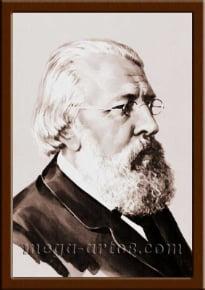 Портрет Аксаков И.С.