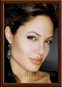 Портрет Анджелина Джоли