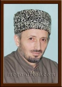 Портрет Ахмад-хаджи Абдулаев